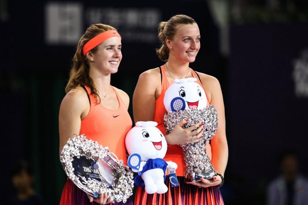 Свитолина— первая украинка, завершившая год втоп-15 WTA